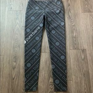 Pure barre leggings